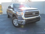2015 Magnetic Gray Metallic Toyota Tundra SR5 Double Cab #101060667