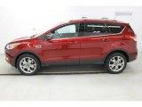 2015 Ruby Red Metallic Ford Escape Titanium 4WD #101060228