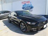 2015 Black Ford Mustang V6 Coupe #101090448
