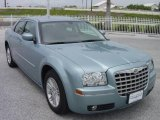 2008 Clearwater Blue Pearl Chrysler 300 Touring #10087212