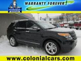 2014 Tuxedo Black Ford Explorer Limited 4WD #101090712