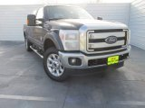2015 Blue Jeans Ford F250 Super Duty Lariat Crew Cab 4x4 #101090559
