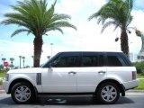 2006 Chawton White Land Rover Range Rover HSE #10091027