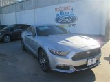 2015 Ingot Silver Metallic Ford Mustang GT Coupe #101090452