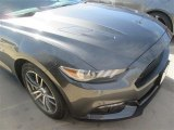2015 Magnetic Metallic Ford Mustang GT Coupe #101090451