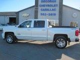 2014 White Diamond Tricoat Chevrolet Silverado 1500 High Country Crew Cab 4x4 #101128130
