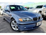 2004 Steel Blue Metallic BMW 3 Series 330i Sedan #101127571