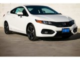 2015 Taffeta White Honda Civic Si Coupe #101127872