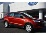 2015 Sunset Metallic Ford Escape S #101127854
