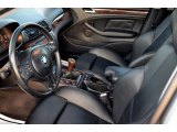 2005 BMW 3 Series Interiors