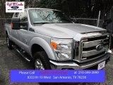 2015 Ingot Silver Ford F250 Super Duty Lariat Crew Cab 4x4 #101164479