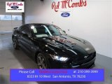 2015 Black Ford Mustang GT Coupe #101164478