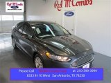 2015 Magnetic Metallic Ford Fusion SE #101164476
