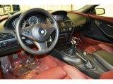 2006 BMW 6 Series Interiors