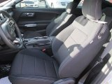 2015 Ford Mustang V6 Coupe Front Seat