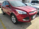 2015 Ruby Red Metallic Ford Escape SE #101164495