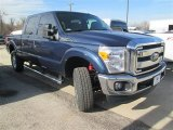 2015 Blue Jeans Ford F250 Super Duty XLT Crew Cab 4x4 #101164494