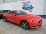 2015 Competition Orange Ford Mustang GT Coupe #101164492