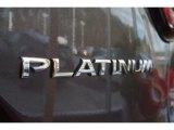 2015 Nissan Murano Platinum Marks and Logos