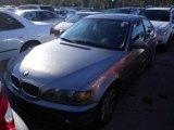 2004 Silver Grey Metallic BMW 3 Series 325i Sedan #101187323