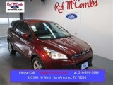 2015 Sunset Metallic Ford Escape SE #101187272