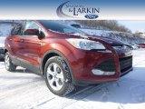 2015 Sunset Metallic Ford Escape SE 4WD #101187305