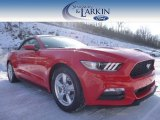 2015 Race Red Ford Mustang V6 Convertible #101187302