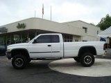 2001 Bright White Dodge Ram 1500 ST Club Cab 4x4 #10105265