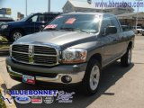 2006 Mineral Gray Metallic Dodge Ram 1500 SLT Quad Cab #10106432
