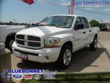 2006 Bright White Dodge Ram 1500 Sport Quad Cab #10106431