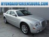 2008 Bright Silver Metallic Chrysler 300 C HEMI AWD #101211560