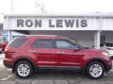 2014 Ruby Red Ford Explorer XLT 4WD #101211669