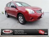 2012 Cayenne Red Nissan Rogue S #101211943