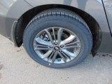 Hyundai Tucson 2015 Wheels and Tires