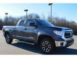 2015 Magnetic Gray Metallic Toyota Tundra SR5 Double Cab #101211737