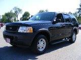 2003 Black Ford Explorer XLS 4x4 #10100276