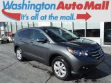 2012 Polished Metal Metallic Honda CR-V EX 4WD #101244189