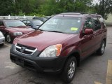 2003 Honda CR-V Chianti Red Pearl
