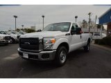 2015 Oxford White Ford F250 Super Duty XL Regular Cab #101244455