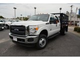 2015 Ford F350 Super Duty XL Crew Cab 4x4 Stake Truck Data, Info and Specs