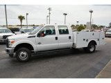 2015 Ford F350 Super Duty XL Crew Cab 4x4 Utility Data, Info and Specs