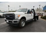 2015 Ford F350 Super Duty XL Super Cab 4x4 Flat Bed Data, Info and Specs
