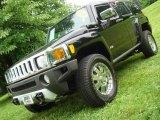 2009 Black Hummer H3  #10087988