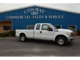2015 Oxford White Ford F250 Super Duty XL Super Cab #101244440