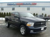 2012 True Blue Pearl Dodge Ram 1500 ST Quad Cab 4x4 #101244534