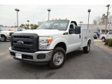 2015 Ford F250 Super Duty XL Regular Cab Utility Data, Info and Specs