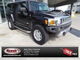2009 Black Hummer H3  #101244359