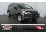 2015 Kona Coffee Metallic Honda CR-V EX #101243990