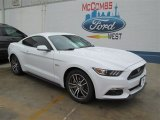 2015 Oxford White Ford Mustang GT Coupe #101286781