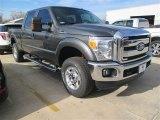 2015 Magnetic Ford F250 Super Duty XLT Crew Cab 4x4 #101286774
